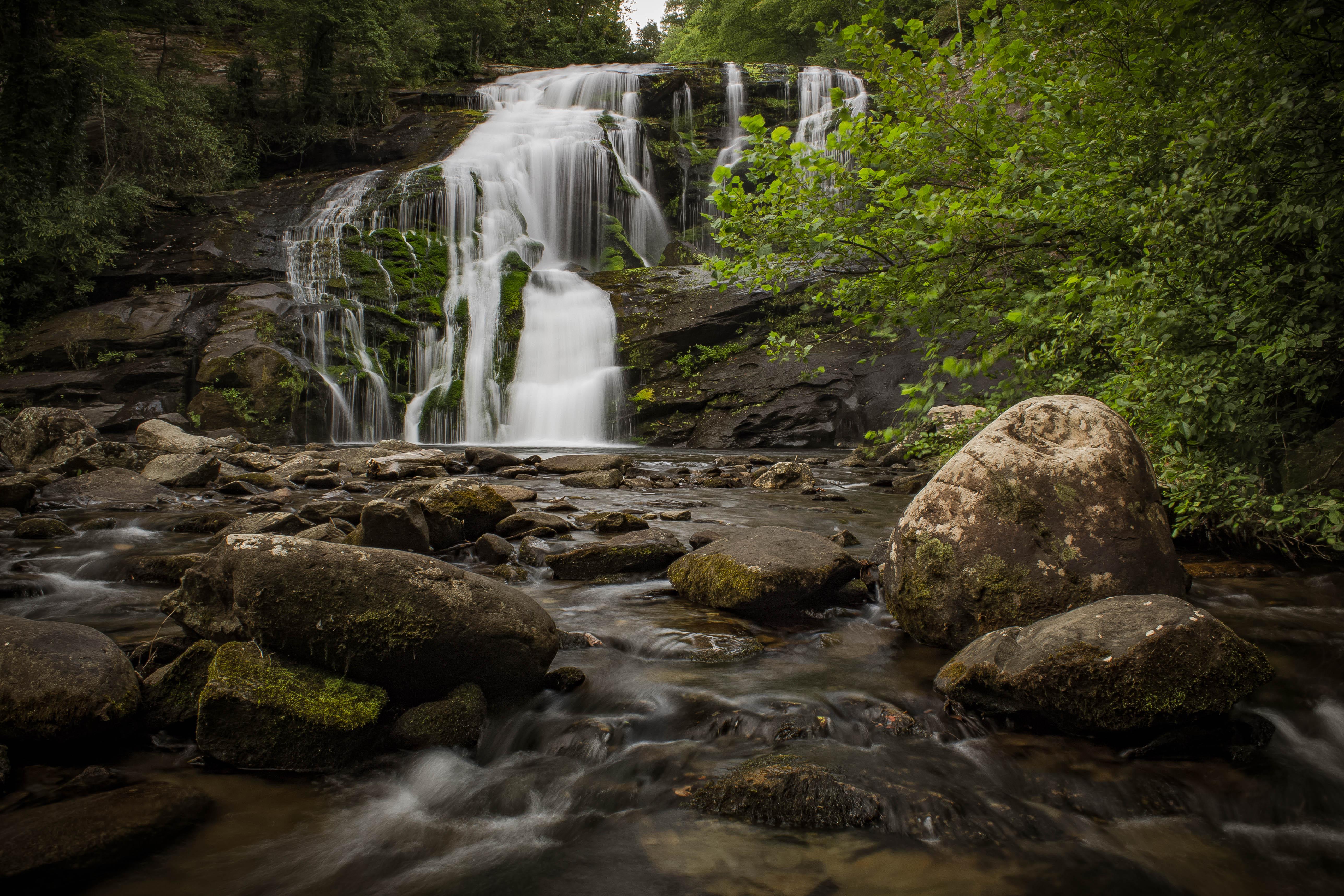 Bald River Falls near Tellico Plains, TN