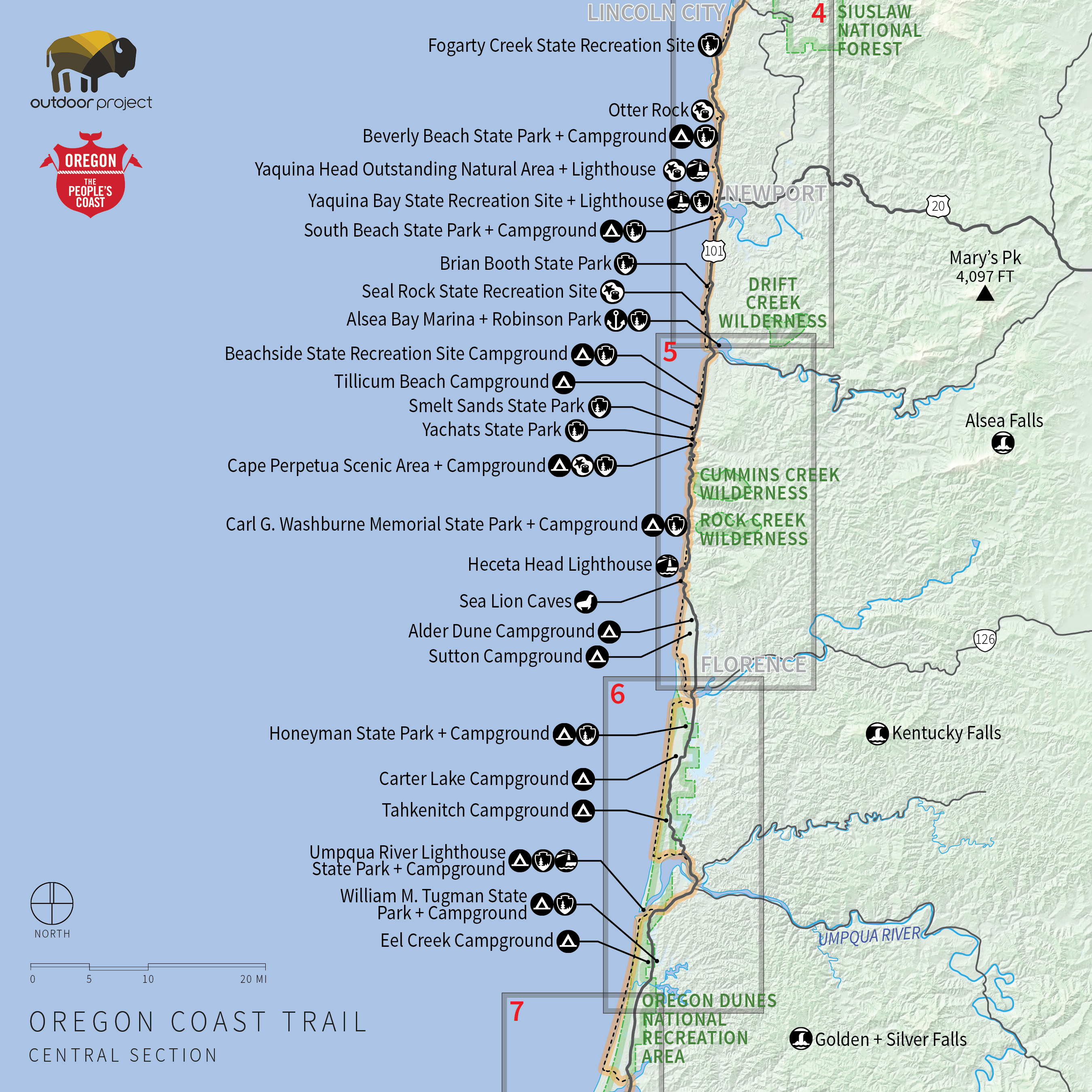 Oregon Coast Beach House Designs: Navigating The Oregon Coast Trail
