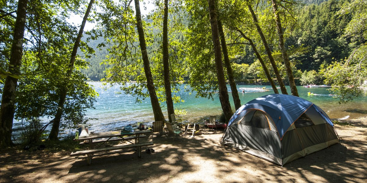 A Complete Guide To Camping In Olympic National Park