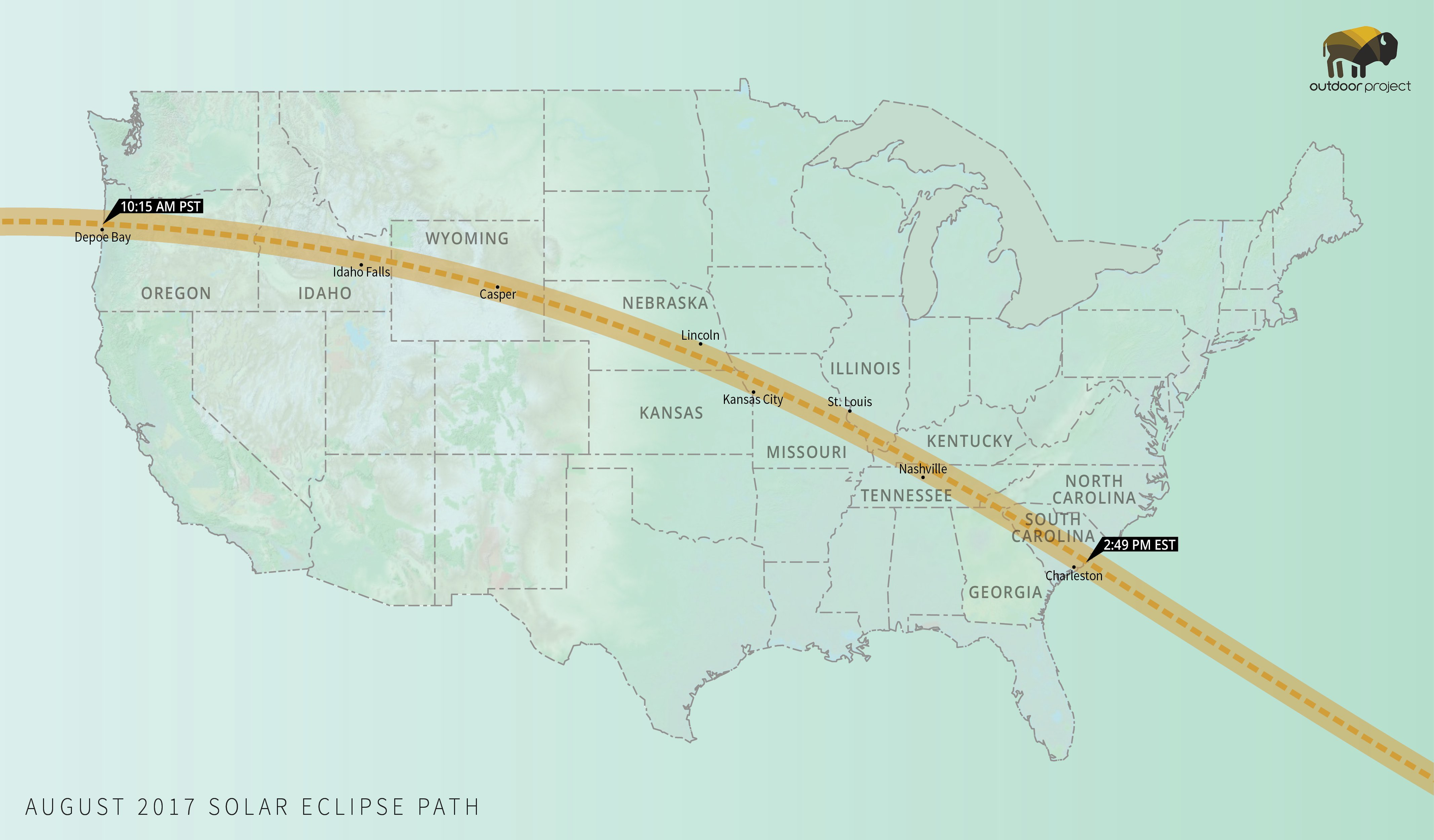 Have Yourself An Eclipse Epiphany This August Outdoor Project