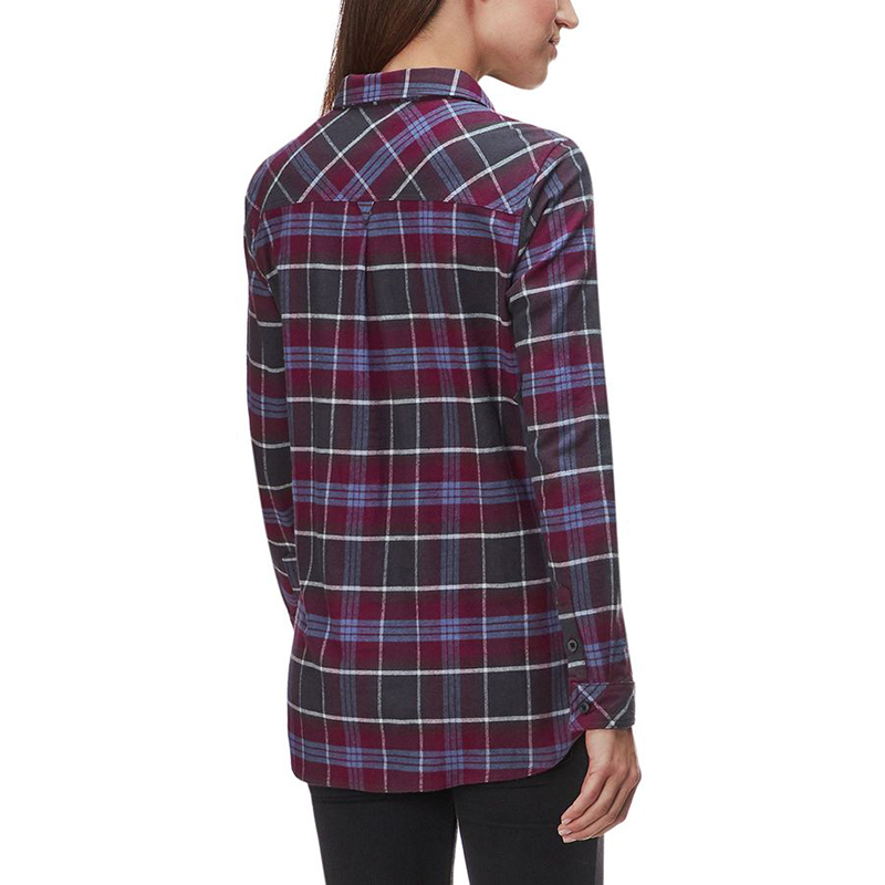 4042c58326e ... launched a new clothing and gear line of their own, and I am falling  for it all. Especially this flannel button-down that checks all of my boxes.
