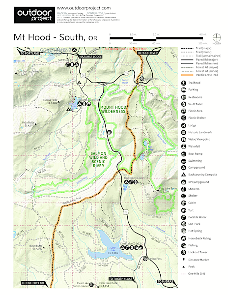 Still Creek Campground Map