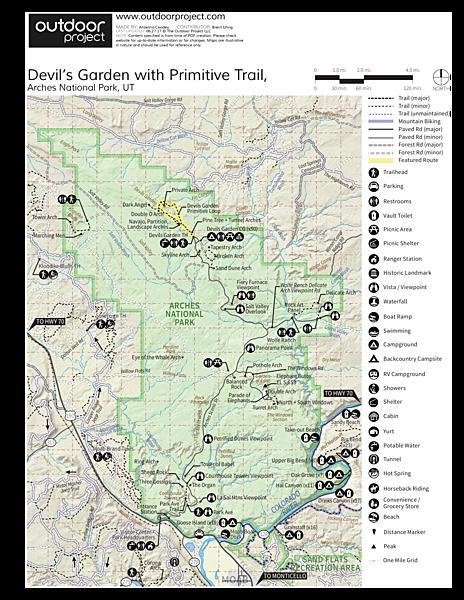 Devils Garden + Primitive Trail   Outdoor Project on