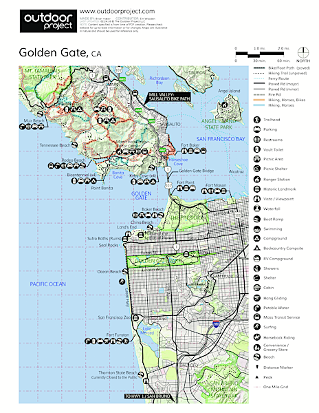 Golden Gate Park Outdoor Project