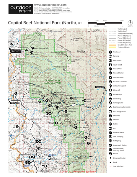 Capitol Reef Scenic Drive   Outdoor Project on yucca house national monument map, roosevelt park north dakota map, little bighorn battlefield national monument map, sequoia national park map, bryce canyon map, lake clark national park and preserve map, valley of fire state park map, kings canyon national park map, dead horse point state park map, hickman bridge capitol reef map, organ pipe cactus national monument map, lake powell map, monument valley map, chaco culture national historical park map, denali national park and preserve map, zion park shuttle map, u.s. capitol map, hawaii volcanoes national park map, canyon de chelly national monument map, canada national parks map,