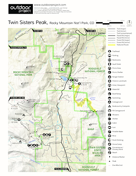 Twin Sisters Peak Hike | Outdoor Project