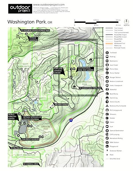 map of oregon gardens 28 images garden home whitford oregon map