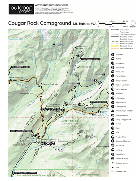 rock camp cougars dating site Cougar rock campground we chose cougar rock for it's peek-a-boo views of mt rainier scenic or private than a majority of the sites in the campground.
