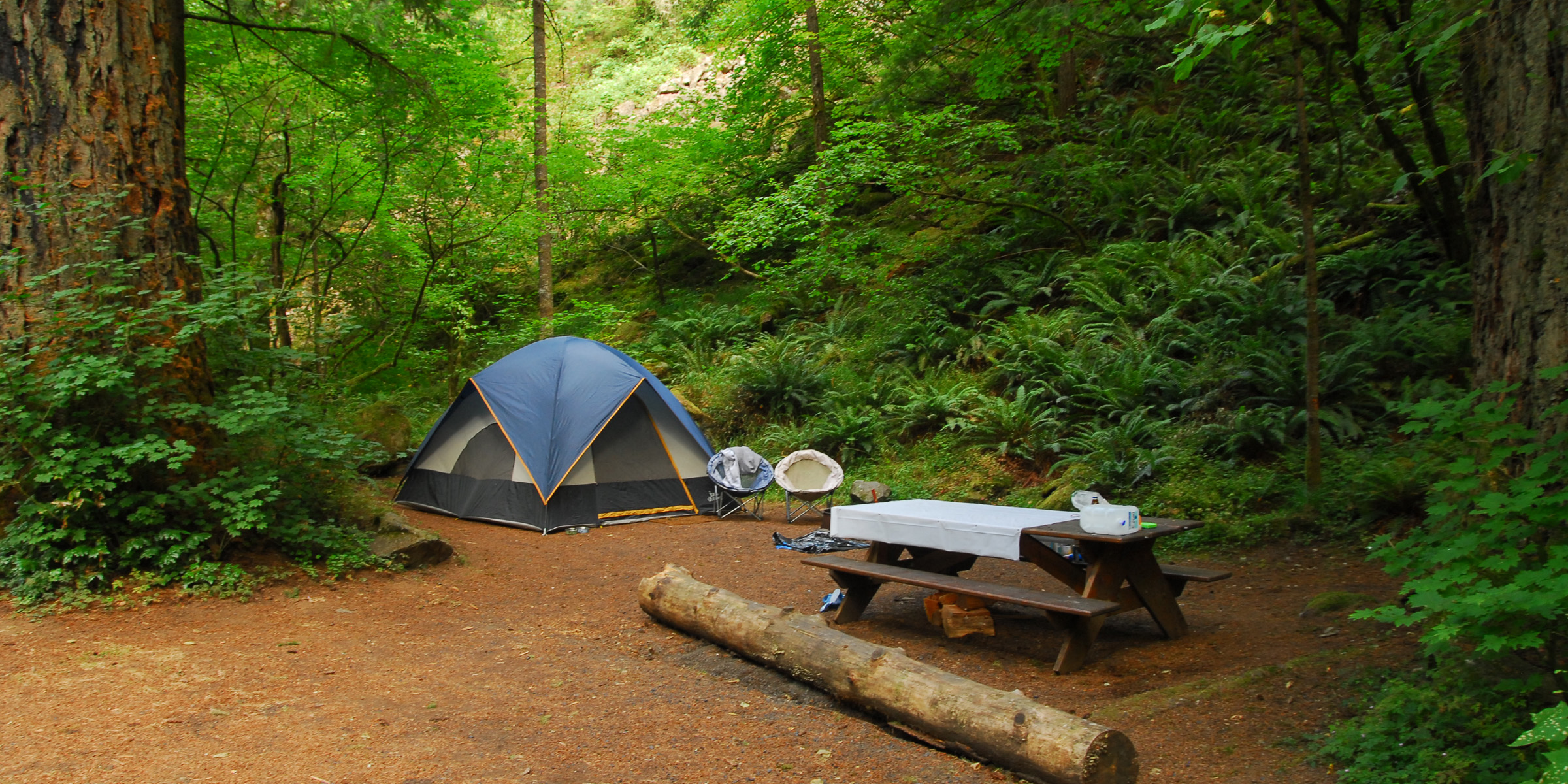 Beacon Rock State Park Campground - camping in Washington