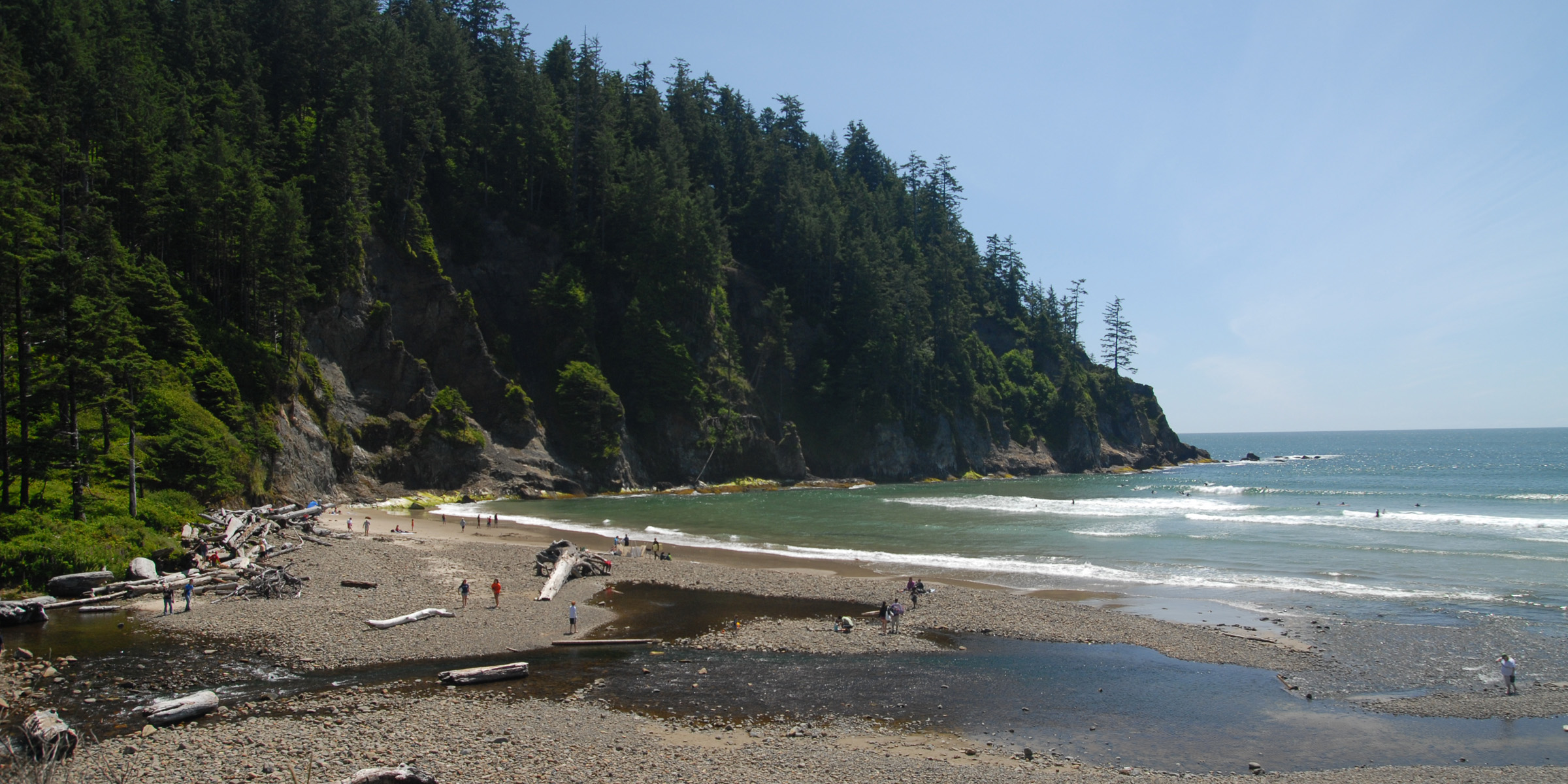 Short Sand Beach Oregon Coast