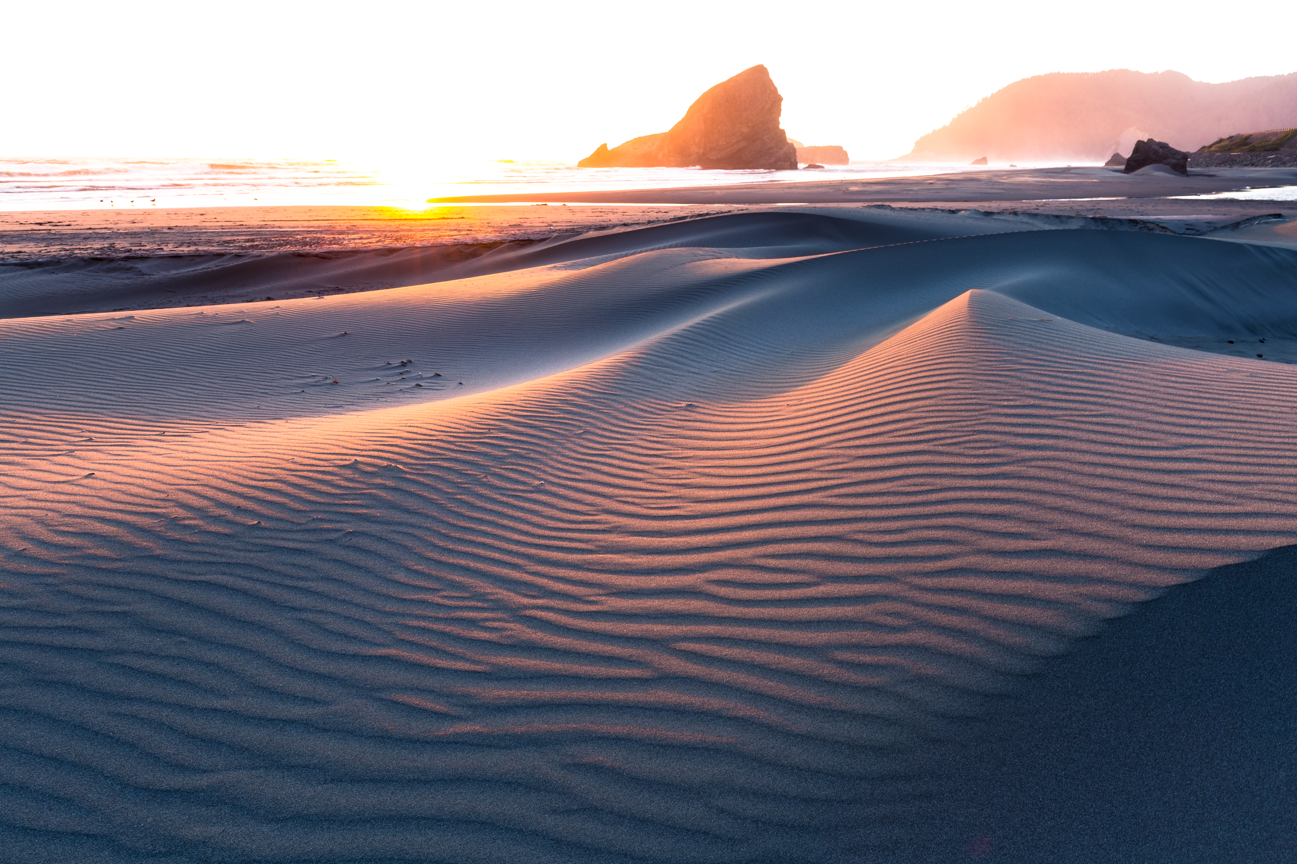 Photo Courtesy Of Patrick Mueller Meyers Creek Beach Lies On Oregon S
