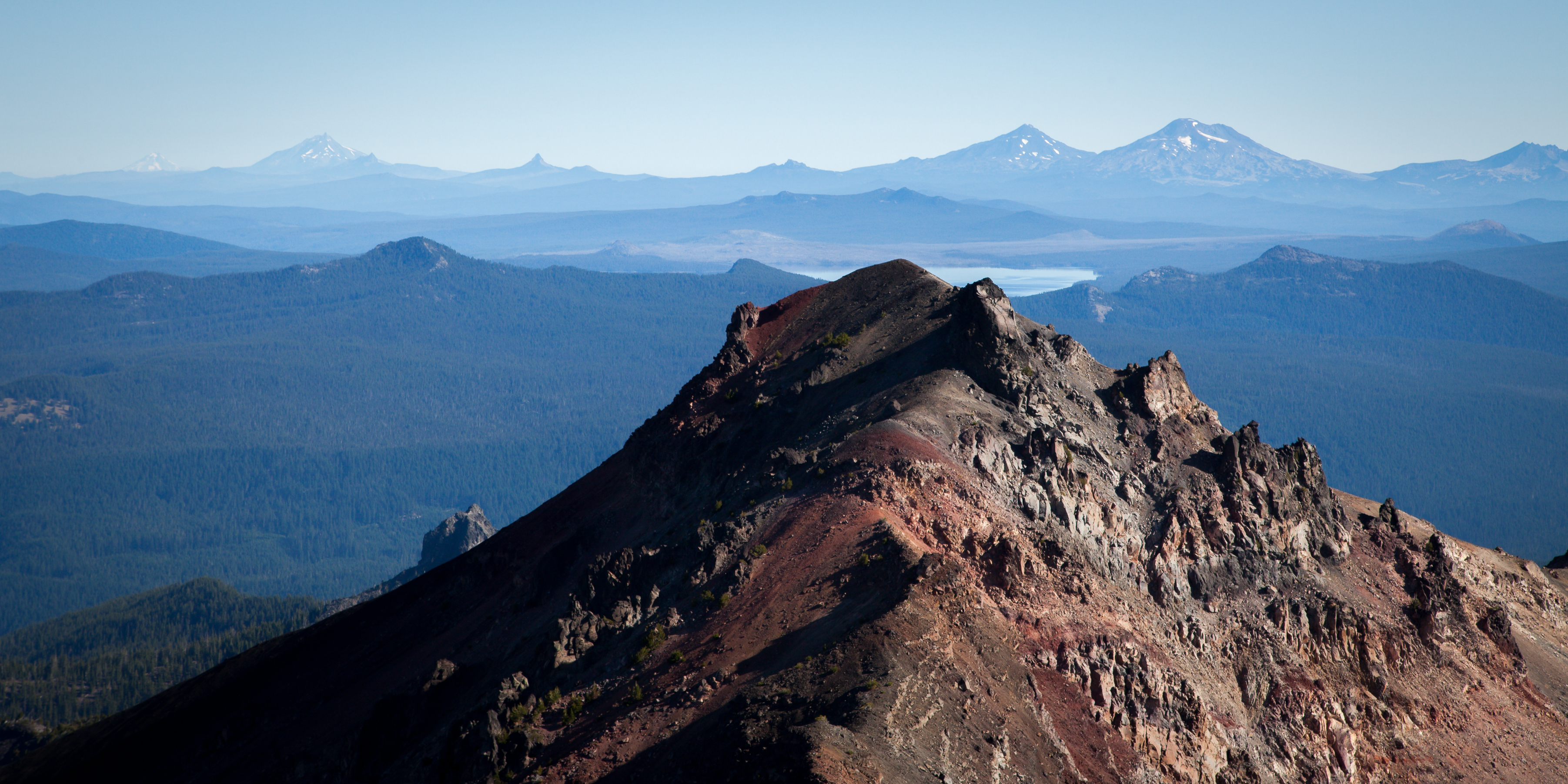Oregon's 75 Best Day Hikes