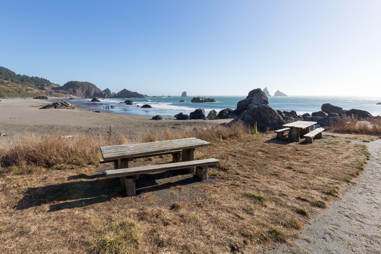 Lone Ranch Beach Picnic Area Oregon