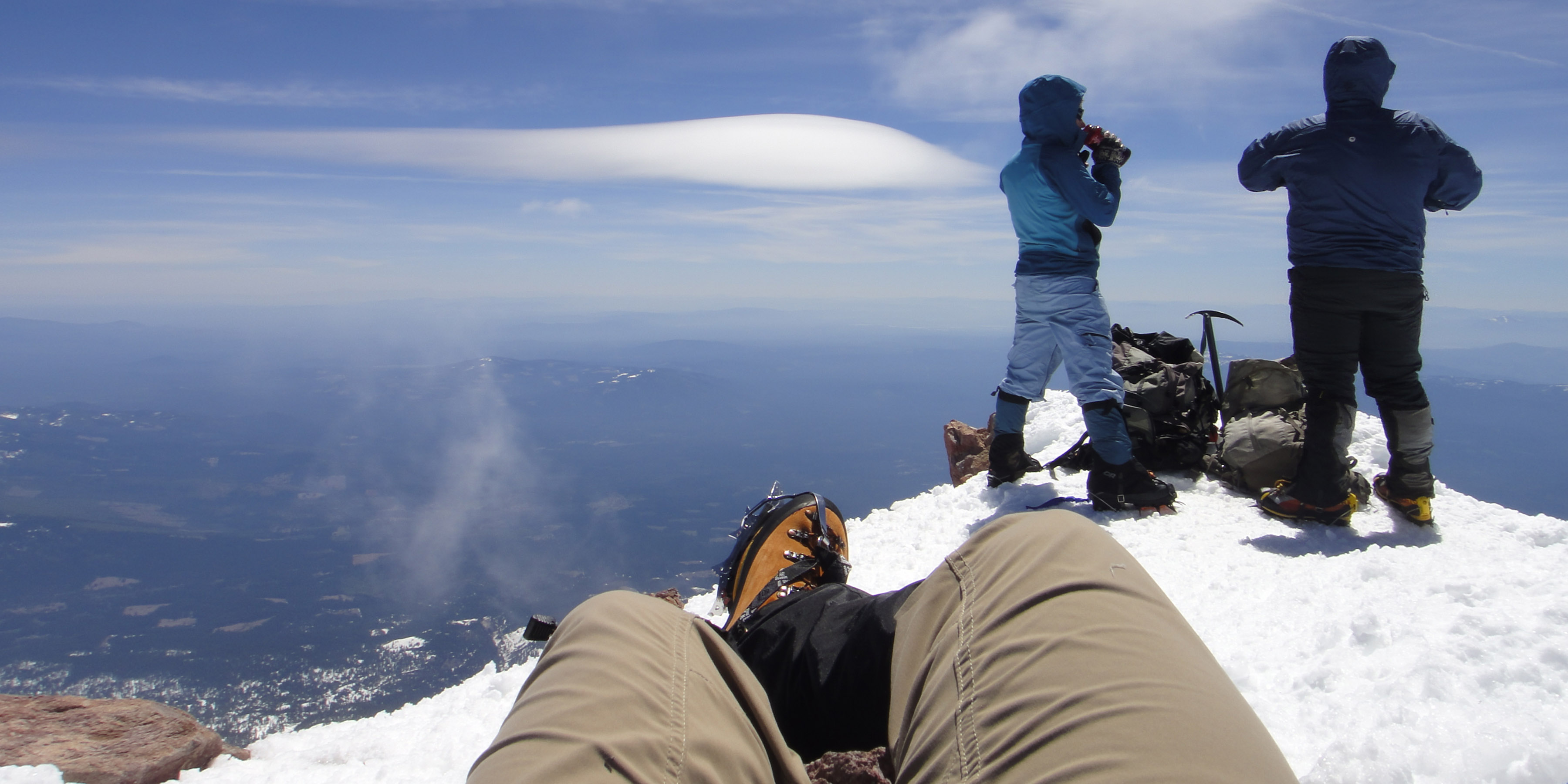 mt shasta climbing weather