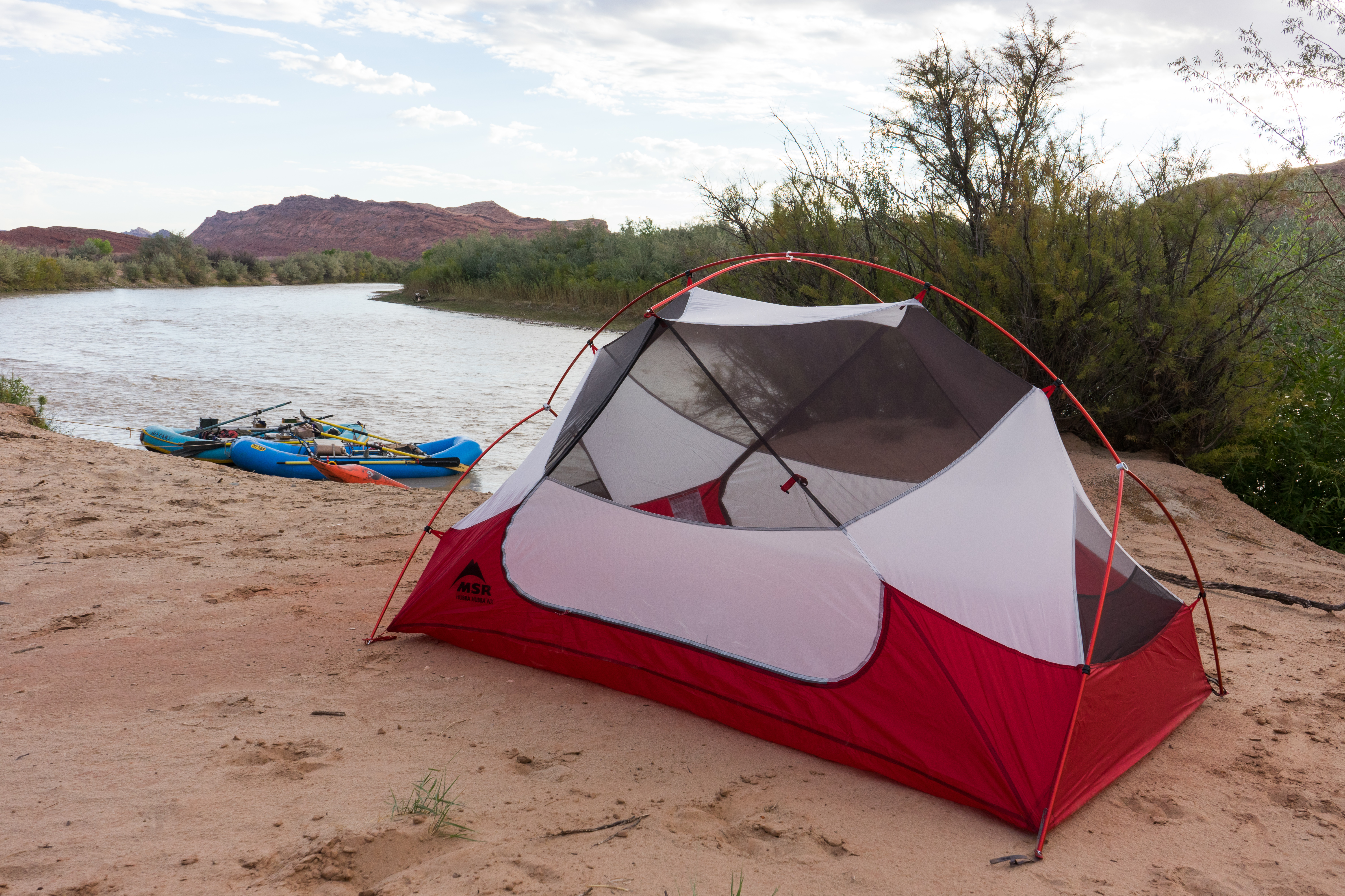Gear Review  MSR Hubba Hubba NX 2 Tent - Outdoor Project c98ebc8ccd