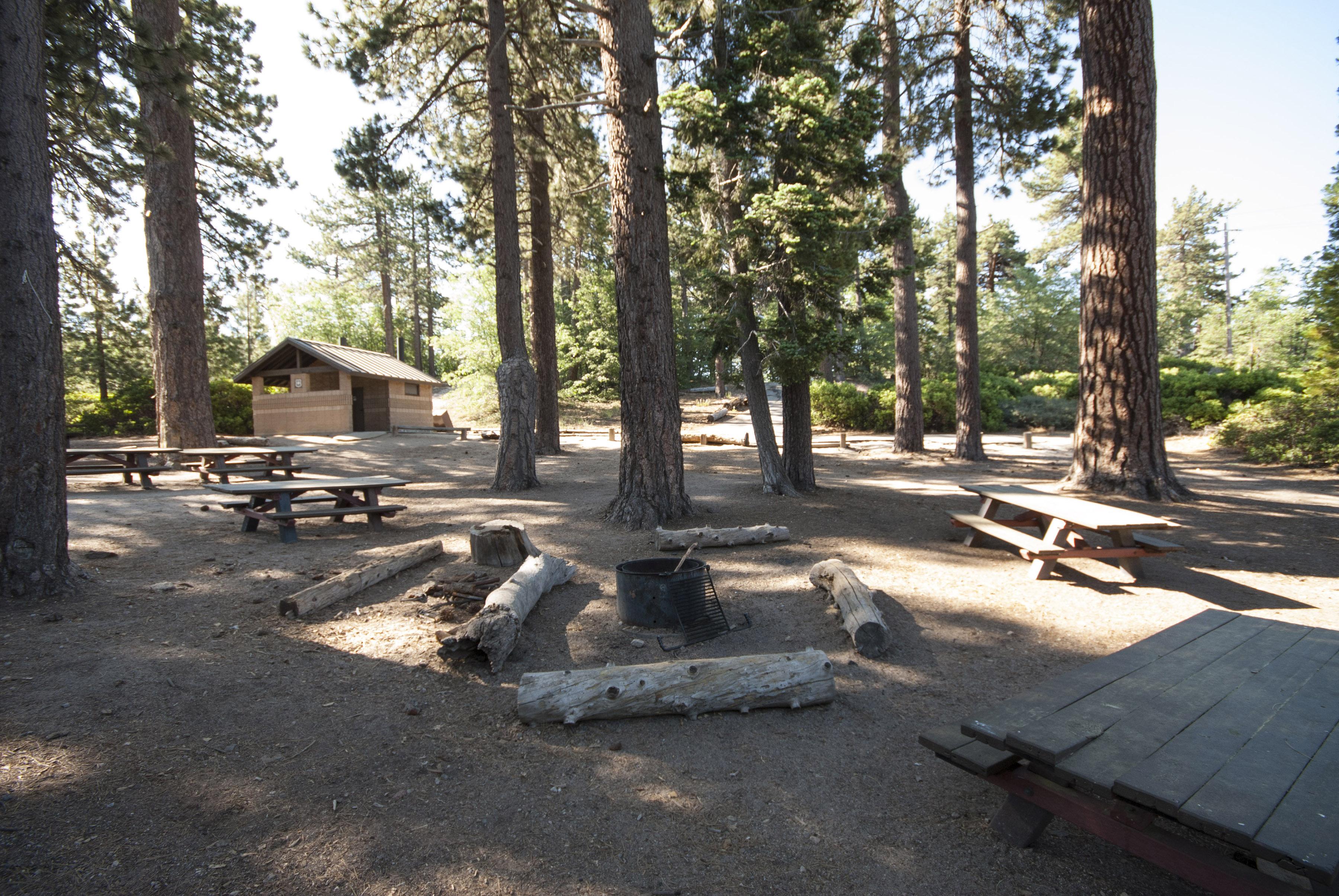 Group Campsites 7