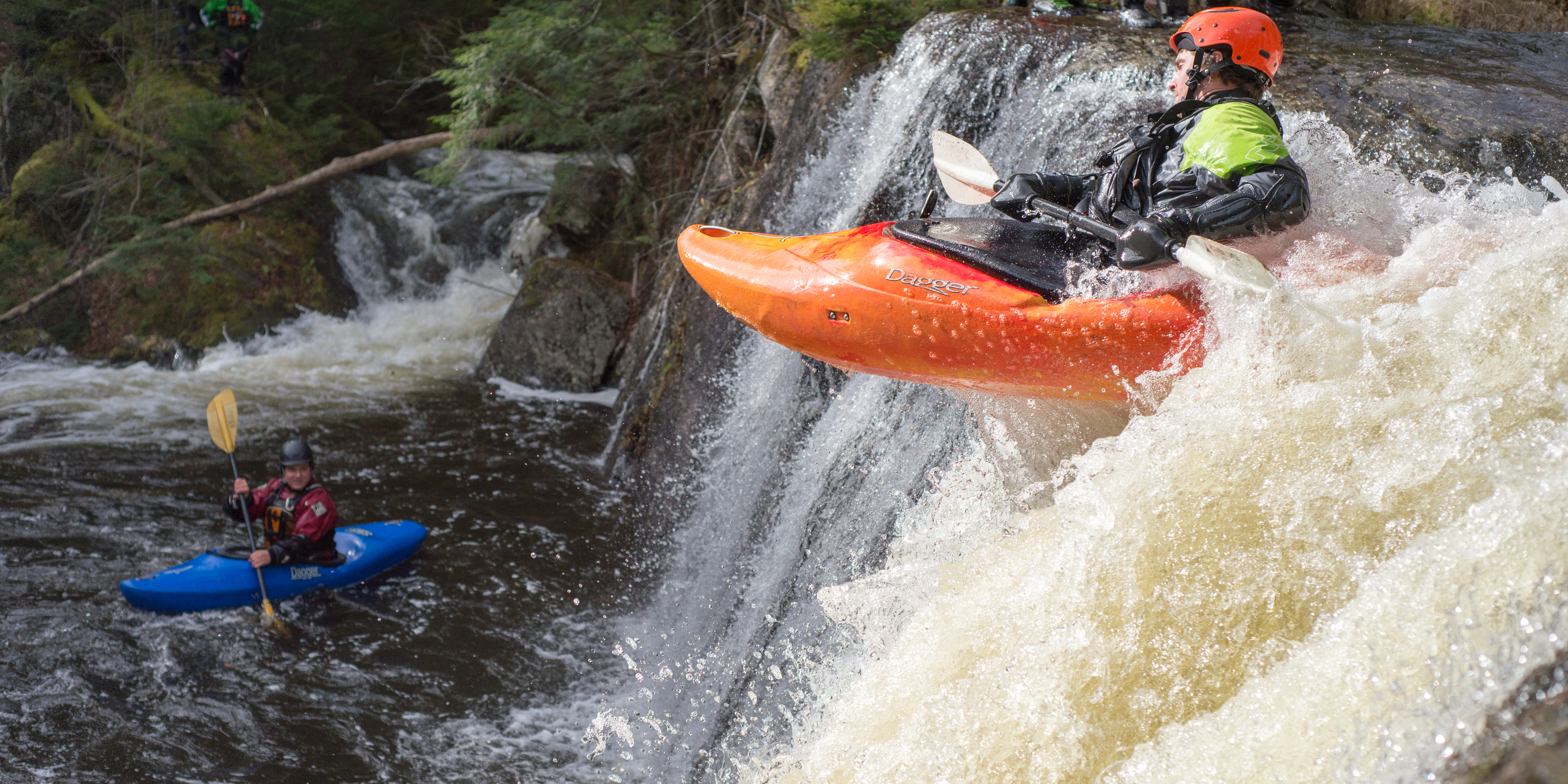 Whitewater Paddling The Northeast Classics