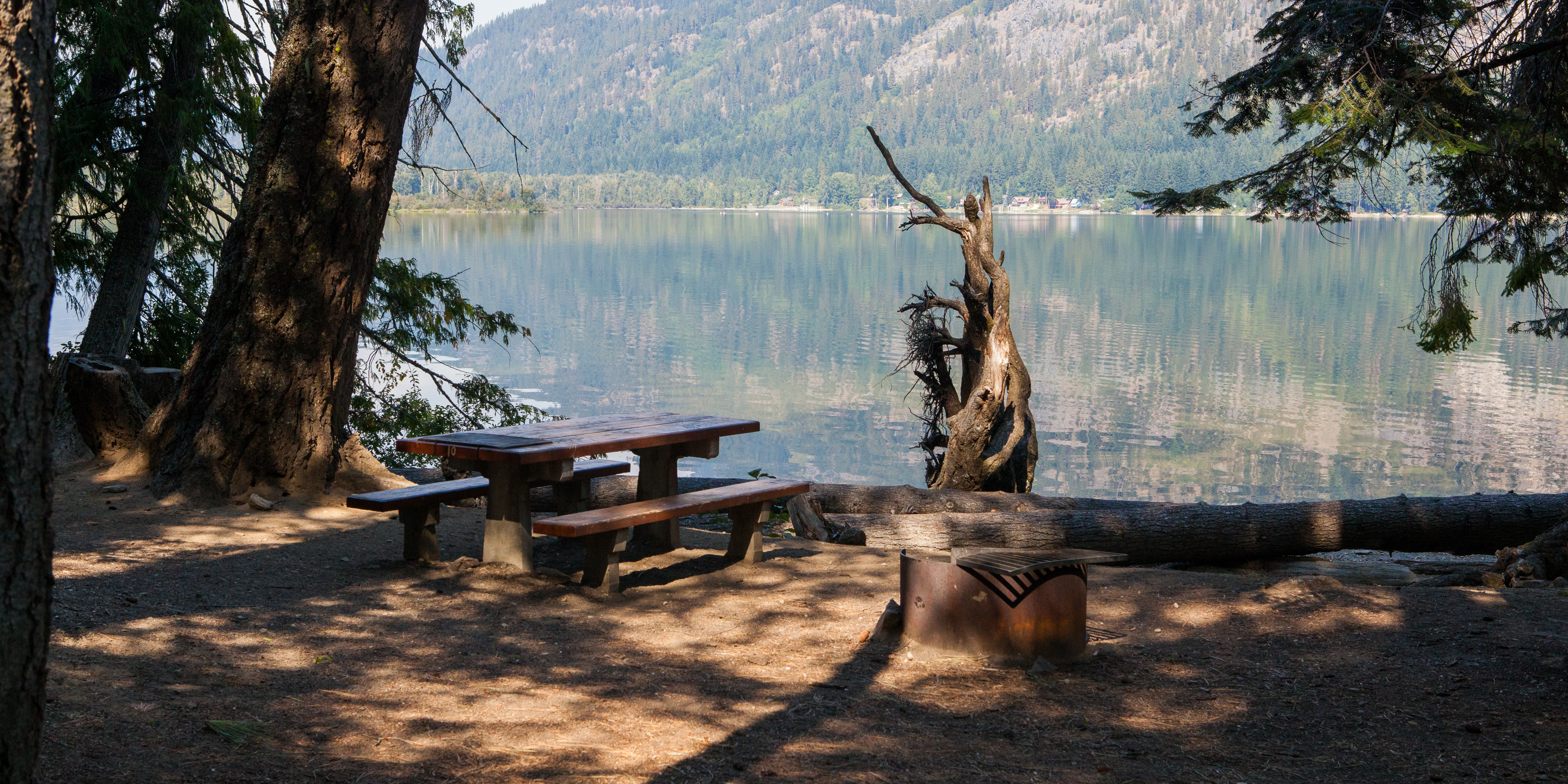 Glacier View Campground - Lake Wenatchee - camping in ...