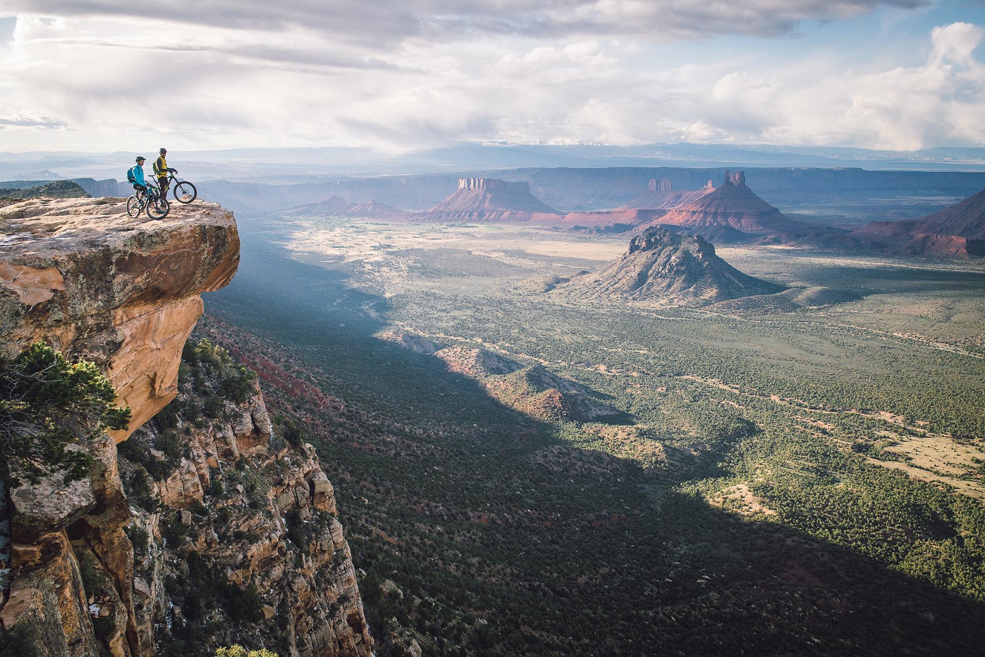 Moab East Trails