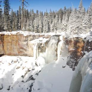 Paulina Creek + Falls Loop Trail, Oregon, Outdoor Project