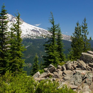 Burnt Lake and Zigzag Mountain, Oregon, Outdoor Project