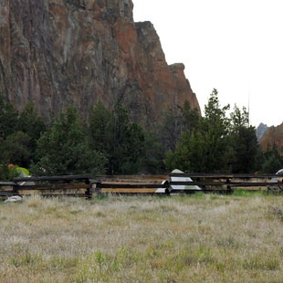 Smith Rock State Park, Bivouac Campground, Oregon, Outdoor Project