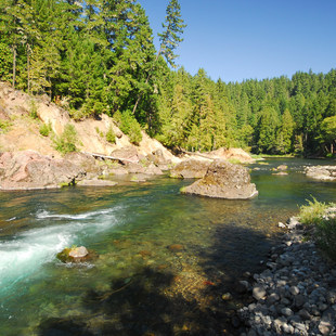 Alder Flats Hike + Campsites, Mt. Hood + Clackamas River Area, Outdoor Project