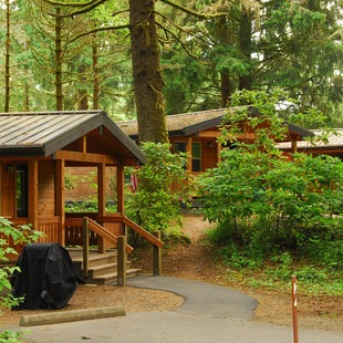 Fort Stevens State Park Campground, Northern Oregon Coast, Outdoor Project