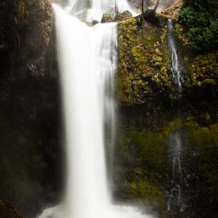 Falls Creek Falls, Washington, Outdoor Project