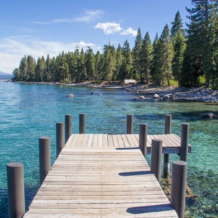Sugar Pine Point State Park, California, Outdoor Project