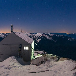 Hidden Lake Lookout, Washington, Outdoor Project