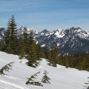 Mount Catherine, Washington, Outdoor Project