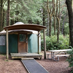 Carl G. Washburne Memorial State Park Campground, Oregon, Outdoor Project