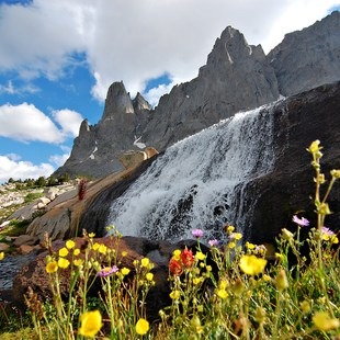 Cirque of the Towers, Wyoming, Outdoor Project