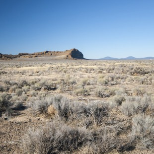 Fort Rock State Natural Area, Oregon, Outdoor Project