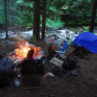 Shady Cove + Cedar Creek Campground, Willamette Foothills, Outdoor Project