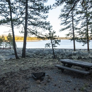 Thompson Reservoir Campground, Oregon, Outdoor Project
