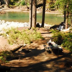 Ohanapecosh Campground, Washington, Outdoor Project