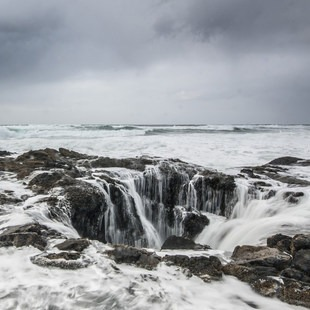 Thor's Well + Cook's Chasm, Oregon, Outdoor Project