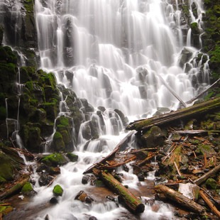 Ramona Falls, Oregon, Outdoor Project