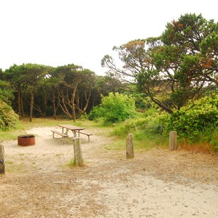 Barview Jetty County Park Campground, Northern Oregon Coast, Outdoor Project