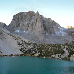 Big Pine Creek North Fork Trail, California, Outdoor Project