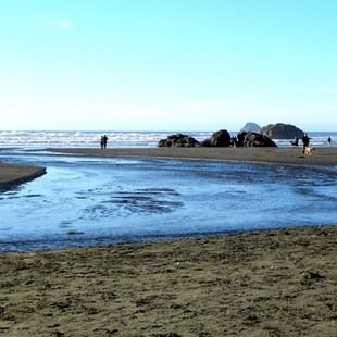 Moonstone Beach, California, Outdoor Project