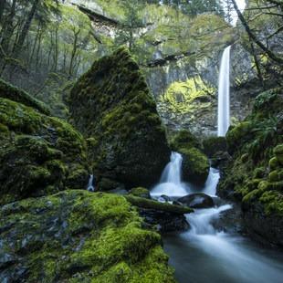 Elowah Falls, Oregon, Outdoor Project