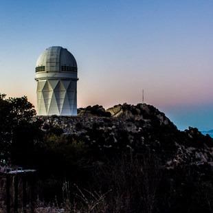 Kitt Peak National Observatory, Arizona, Outdoor Project