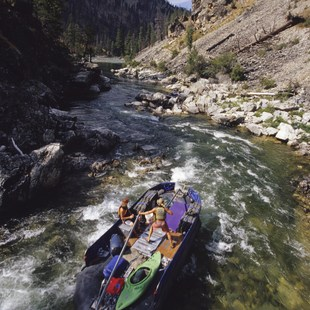 Middle Fork of the Salmon River - Day 2, Idaho, Outdoor Project