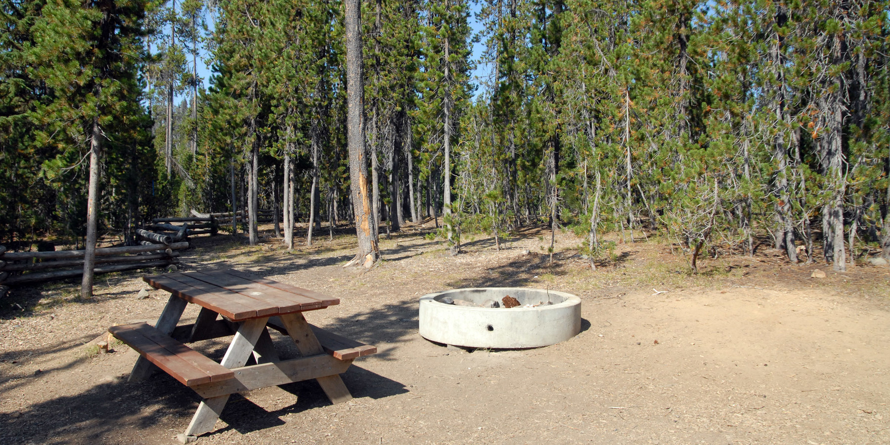 Elk Lake Resort Campground - camping in Oregon