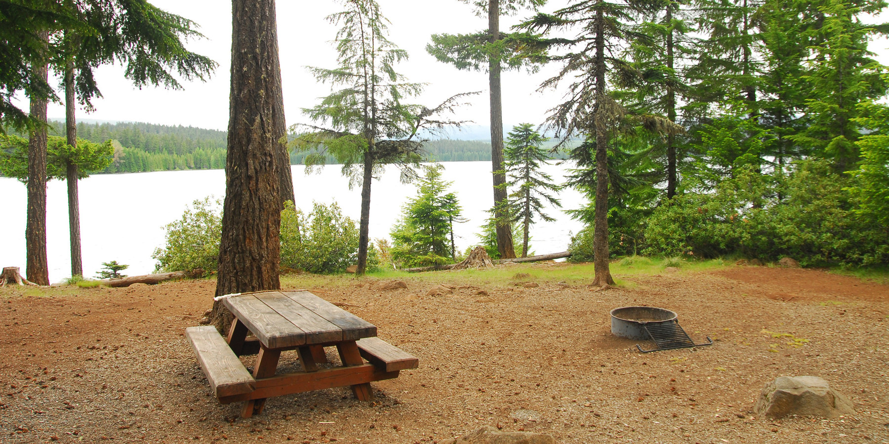 Timothy Lake, Gone Creek Campground | Outdoor Project