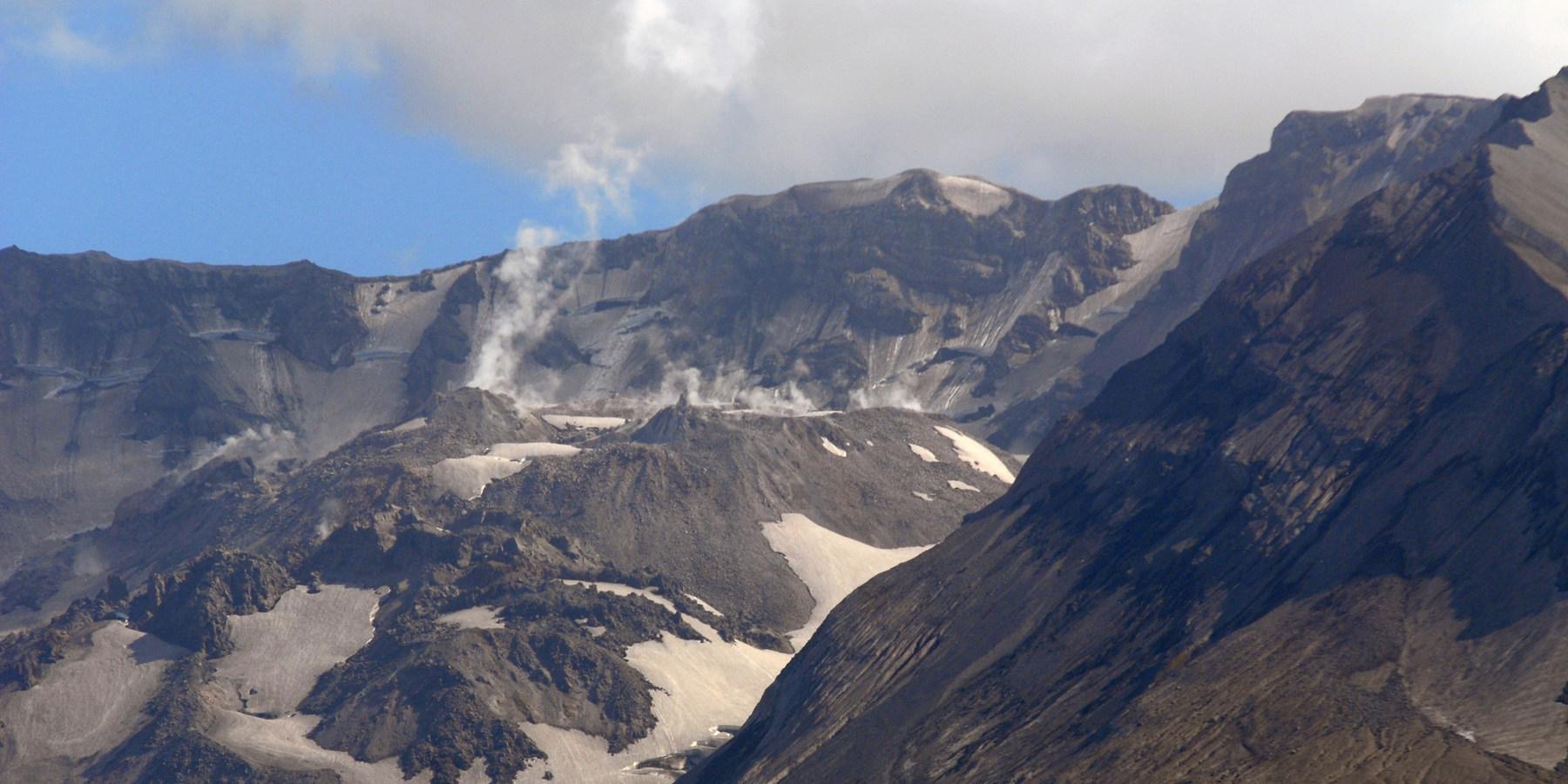 Mount St Helens National Volcanic Monument Washington