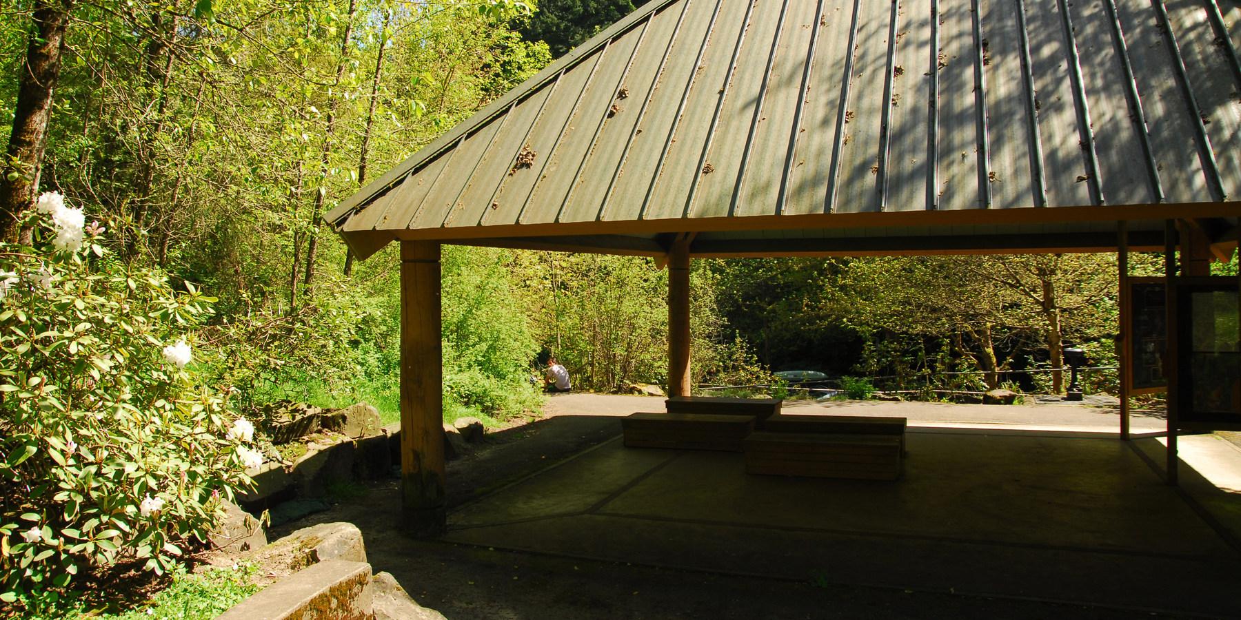 Marquam Nature Park Trailhead